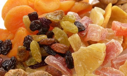 Gedroogd fruit & noten