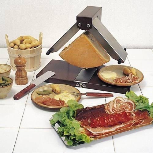 Racletteschotels & Kaasfondue