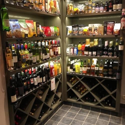 Wijnen & Aperitieven